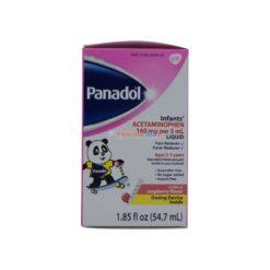 PANADOL INFANT RASPBERR 1.85oz