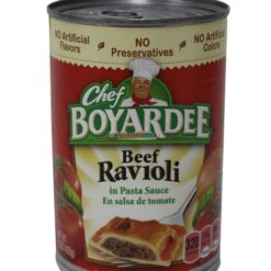CHEF BOYARDEE RAVIOLI 15oz