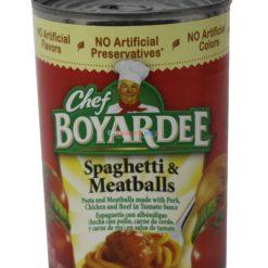 CHEF BOYARDEE SPAGHETT 14.5oz