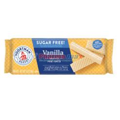 Voortman Vanilla Waffer Sugar Free 9oz