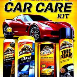 ARMORALL CAR CARE KIT 4pc