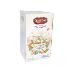 CELESTIAL S GIN/TURER TEA 20ct