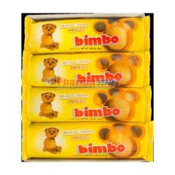 Bimbo Mini Cakes Corn 4pk