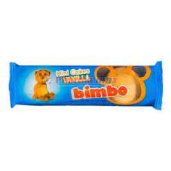 Bimbo Mini Cakes Vainilla 1.75oz