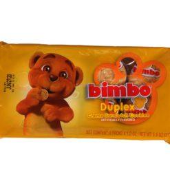BIMBO DUPLEX COOKIES 8/1.2oz