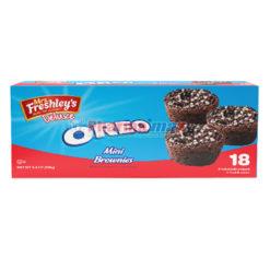 Mrs. Freshley's Deluxe Oreo Brownie 8.4oz