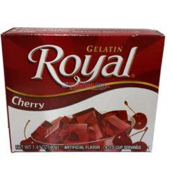 ROYAL GELATIN CHERRY 1.4oz