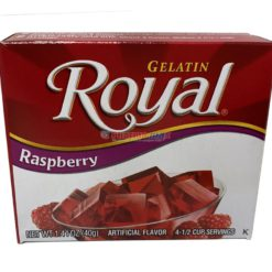 ROYAL GELATIN RASPBERRY 1.4oz