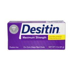 DESITIN MAXIMUM STRENGTH 2oz