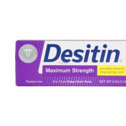 DESITIN MAX STRENGTH ORIG 4oz