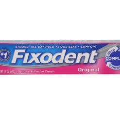 FIXODENT ORIGINAL CREAM 2.4oz