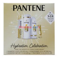 Pantene Gift Set Moisture Renewal 4pc