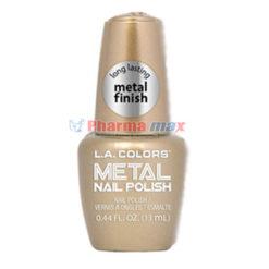 L.A. Colors Color Nail Polish Metal CNL62 0.44oz