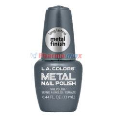 L.A. Colors Color Nail Polish Metal CNL158 0.44oz