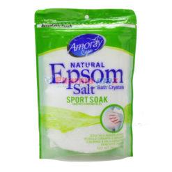 Amoray Epsom Salt Sport Soak 16oz