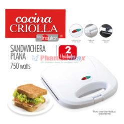 Cocina Criolla Flat Sand Maker