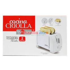 Cocina Criolla Toaster 2 slices