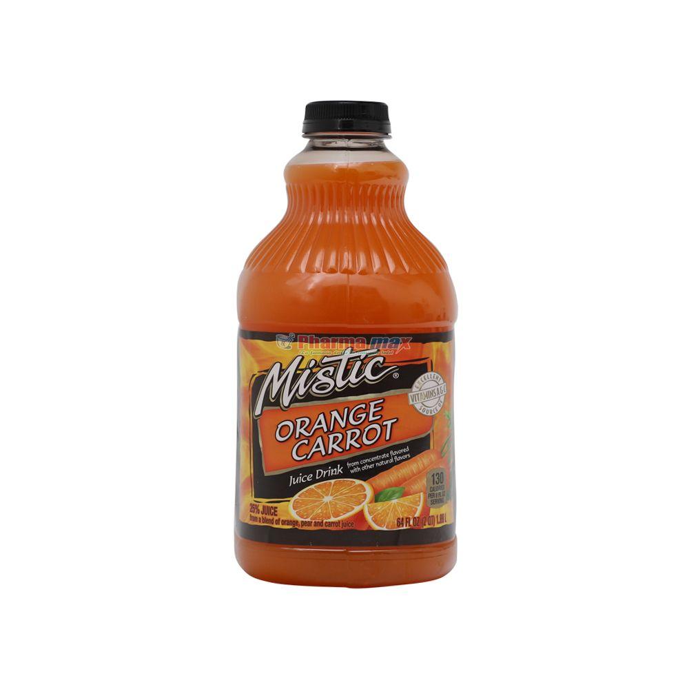 Mistic Strawberry Banana Juice, 16 Fl. Oz. - Walmart.com