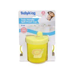 BABY KING TWIN HANDLE CUP 8oz