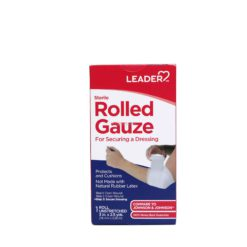 LDR ROLLED GAUZE 3in x 2yds