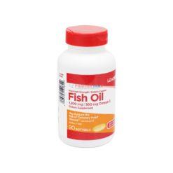 LDR FISH OIL 1200mg 90 SOFTGEL