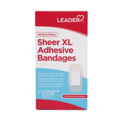 LDR SHEER XL 10 BANDAGES
