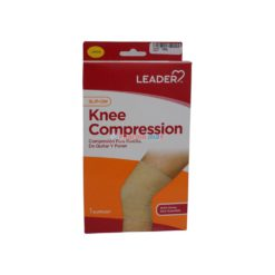 LDR KNEE COMPRESS SLIP-ON LG