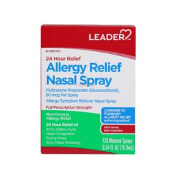 LDR ALLERGY REL NASAL 120 SPRY