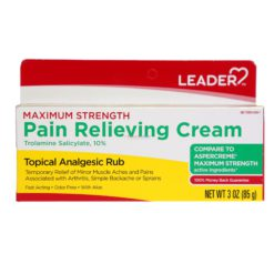 LDR PAIN RELIEVING W/ALOE 3oz