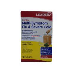 LDR M/SYMP FLU SEVERE COLD 6pk
