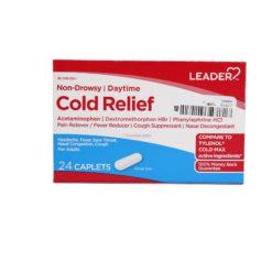LDR COLD RELIEF N/D 24 CAP