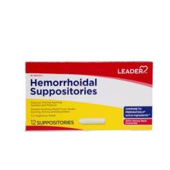 LDR HEMORRHOIDAL SUPPOSIT 12ct