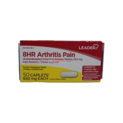 LDR ARTHRITIS PAIN 650mg 50cap