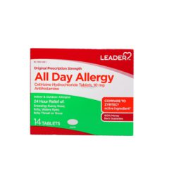 LDR ALL DAY ALLERG 10mg 14 TAB