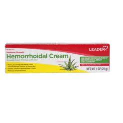 LDR HEMORRHOIDAL CREAM 1oz