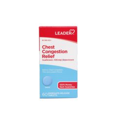 LDR CHEST CONG-RELIEF 60 tabs
