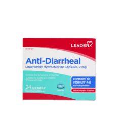 LDR ANTI DIARRHEAL 24 SOFTGELS
