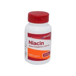 LDR NIACIN 500mg 100 tab
