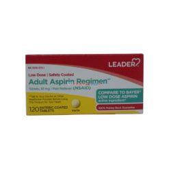 LDR ASPIRIN REGIMEN 120TAB