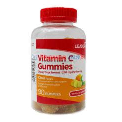 Leader Vitamin C 250mg 90gummies