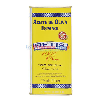 BETIS ACEITE OLIVA 16oz