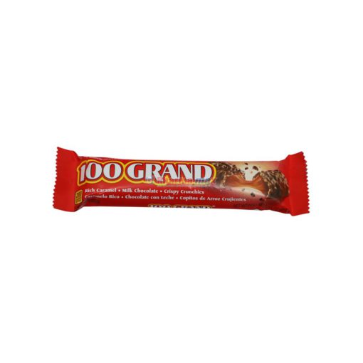 100 GRAND CHOCOLATE BAR 1.5 OZ