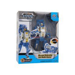 KL ROBOT BLASTER DIE-CAST 4