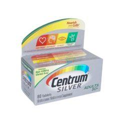 CENTRUM SILVER ADULT+50 80 TAB