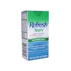 REFRESH TEARS EYE DROPS 15ml
