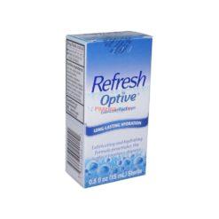 REFRESH OPTIVE EYE DROPS 15ml