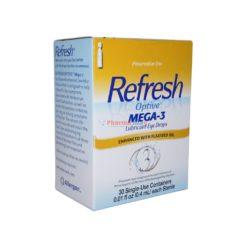 REFRESH OPTIVE MEGA-3 30/4ml