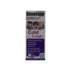 DIMETAPP COLD&COUGH 4oz