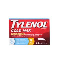 TYLENOL COLD MAX DAY 24 CAP