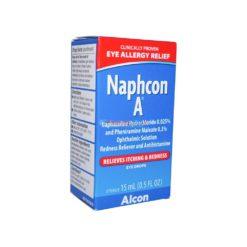NAPHCON A EYE ALLERGY REL 15ml